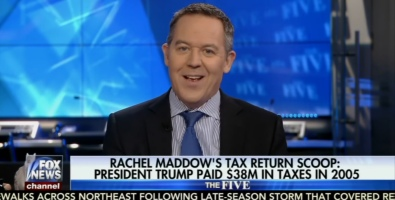 Rachel Maddow Trips On Trump Tax Trap