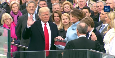 Inauguration of the 45th President of the United States
