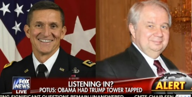 Obama Wiretapped Trump Tower? Trump Says, Yes!
